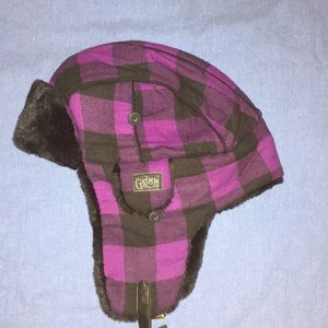 Peter Grimm earflap hat